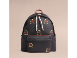 Hilfiger Collection Embroidered Crest Backpack