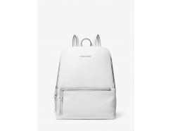 Toby Medium Pebbled Leather Backpack